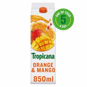 Tropicana Orange & Mango Juice