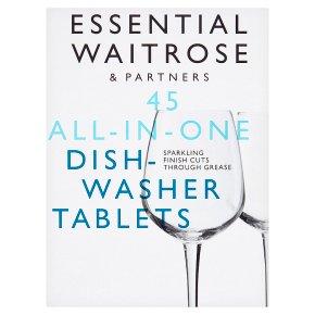 Essential 45 Dishwasher Tablets Original
