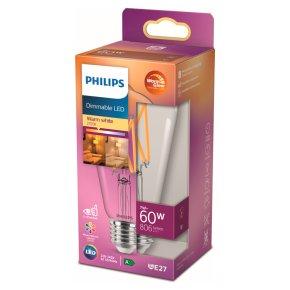 Philips LED Clear Light Bulb E27