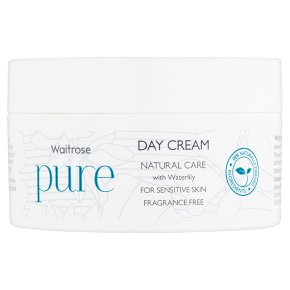 Waitrose Pure Natural Day Cream