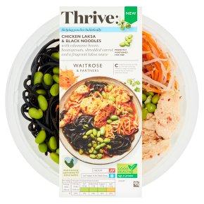 Waitrose Thrive Chicken Laksa & Bl Noodle