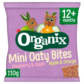 Organix Mini Oat Toddler Snack Bites