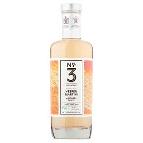No.3 Gin Vesper Martini
