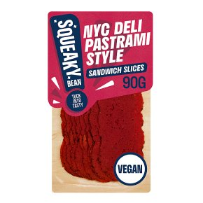 Squeaky Bean Pastrami Style Slices