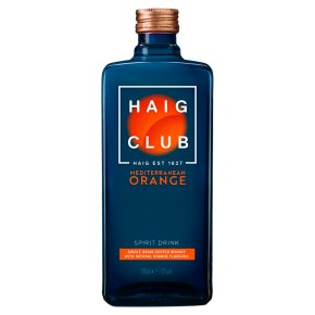Haig Club Mediterranean Orange