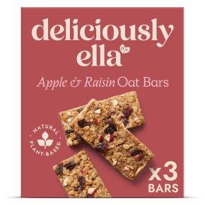 Deliciously Ella Apple, Raisin Bars