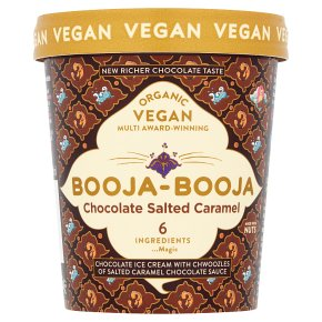 Booja-Booja Chocolate Salted Caramel