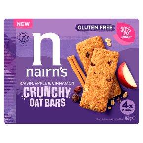 Nairns Oat Bar Apple & Cinnamon