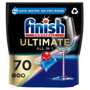 Finish Powerball Quantum Ultimate 70 Tablets