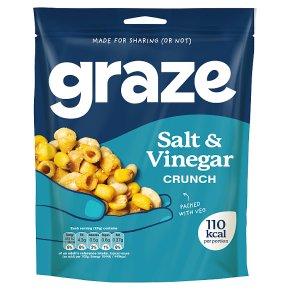 Graze Crunch Salt & Vinegar