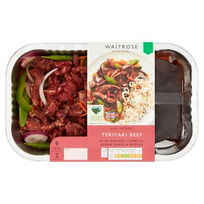 Easy to Cook Teriyaki Beef