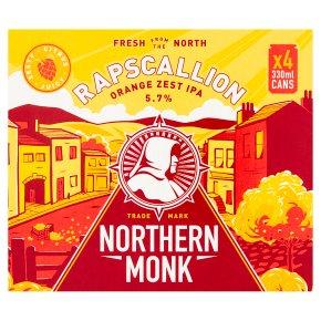Northern Monk Rapscallion Orange Zest IPA