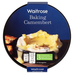 Waitrose Baking Camembert Strength 3