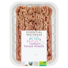 Essential British Turkey Thigh Mince