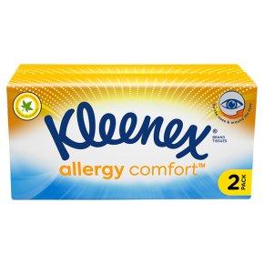 Kleenex Allergy Comfort Tissues