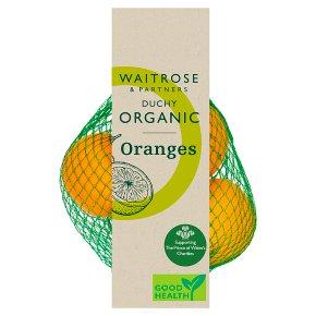 Duchy Organic Oranges