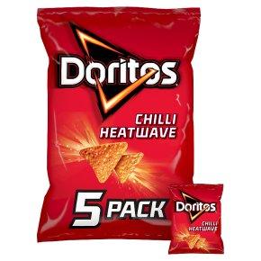Doritos Chilli Heatwave Corn Chips
