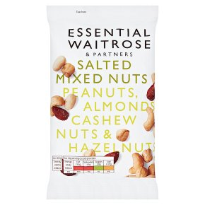 Essential Salted Mixed Nuts