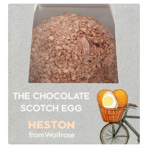 WAITROSE > Food Cupboard > Heston from Waitrose The Chocolate Scotch Egg