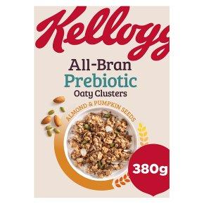 Kellogg's All-Bran Prebiotic Almond & Pumpkin Seeds