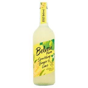 Belvoir Sparkling Ginger & Lime