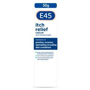 E45 Dermatological Itch Relief Cream
