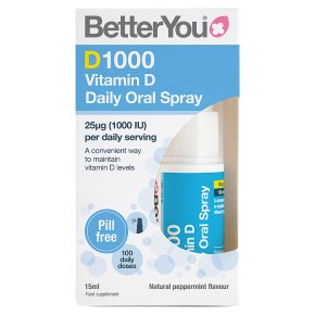 Better You Dlux 1000 Oral Spray