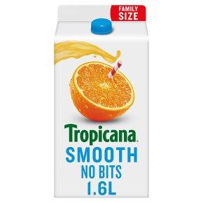 Tropicana Smooth No Bits Orange Juice