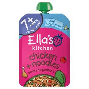 Ella's Kitchen Chicken Noodles