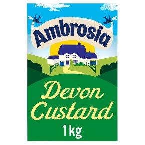 Ambrosia Devon Custard