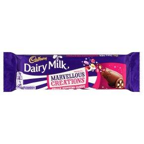 Cadbury Dairy Milk marvellous creations popping candy shells
