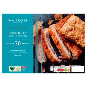 Waitrose Slow Cooked Pork Belly