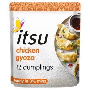 itsu Chicken Gyoza 12s