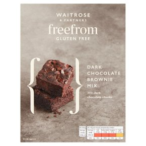 Waitrose Gluten Free ChocolateBrownie Mix