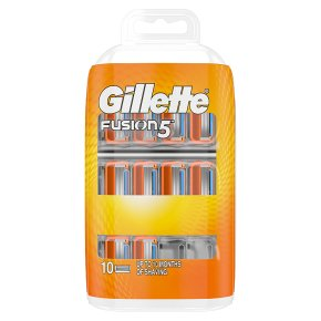 Gillette Fusion 5 Blades Value Pack