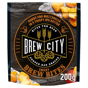 Brew City Cheesy Brew Bites