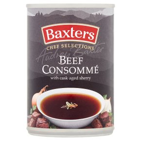 Baxters Chef Selections Beef Consommé