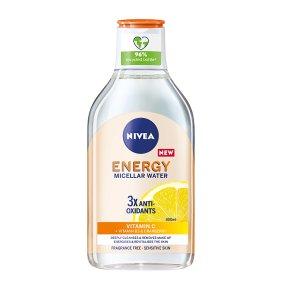 Nivea Energy Micellar Water