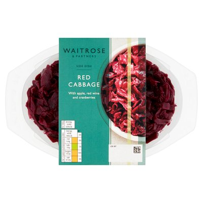Waitrose Red Cabbage Waitrose Partners