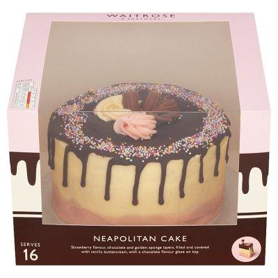Birthday Celebration Cakes Delivered Waitrose Partners