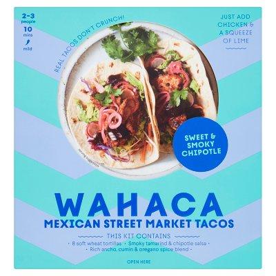 Wahaca Sweet Smoky Taco Kit Waitrose Partners